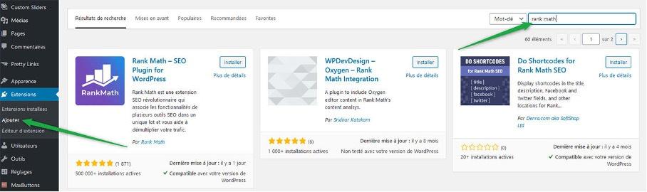 installer plugin wordpress